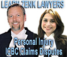 Learn Zenk lpersonal injury lawyers Gordon Zenk & S. Shariff - CLICK TO THIS EXPERIENCE INJURY LAWYERS FIRM