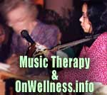 Music therapist and London Charity Orchestra's founding Chief Executive Administrator at work in Vancouver Seniors Facility - CLICK FOR MORE INFO