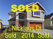 photo of 2332 Nicklaus Dr. - sold  in 2014